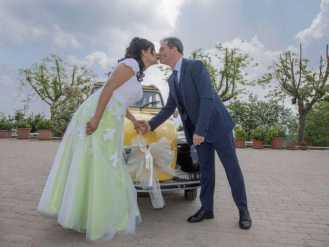 le nozze di Silnara e Paolo