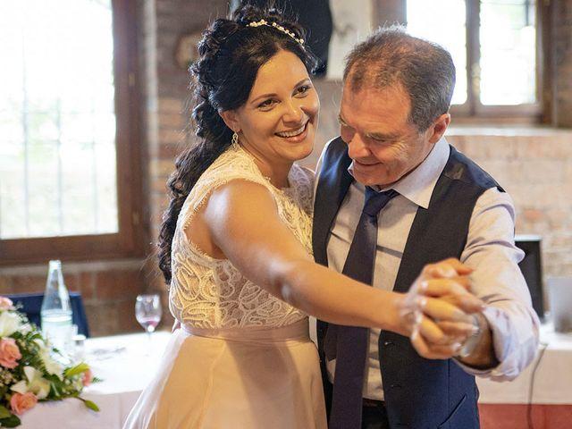 Il matrimonio di Paolo e Silnara a Castellarano, Reggio Emilia 15
