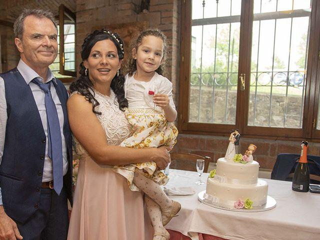 Il matrimonio di Paolo e Silnara a Castellarano, Reggio Emilia 18