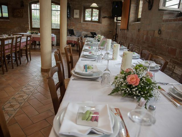 Il matrimonio di Paolo e Silnara a Castellarano, Reggio Emilia 10