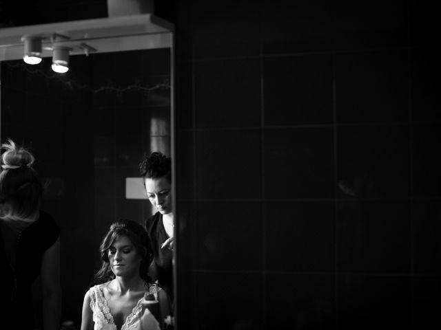 Il matrimonio di Emanuele e Silvia a San Floriano del Collio, Gorizia 1