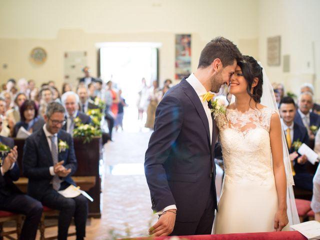 Il matrimonio di Emanuele e Silvia a San Floriano del Collio, Gorizia 11