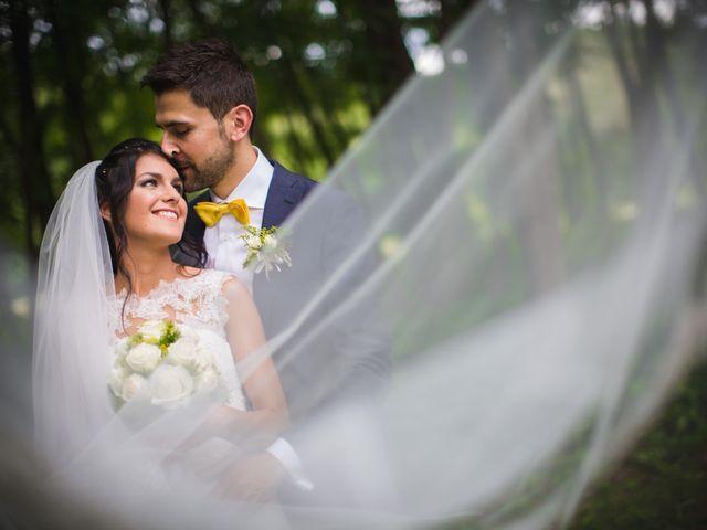 Il matrimonio di Emanuele e Silvia a San Floriano del Collio, Gorizia 14
