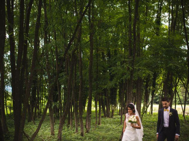 Il matrimonio di Emanuele e Silvia a San Floriano del Collio, Gorizia 16