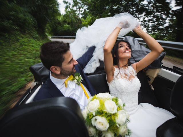 Il matrimonio di Emanuele e Silvia a San Floriano del Collio, Gorizia 17