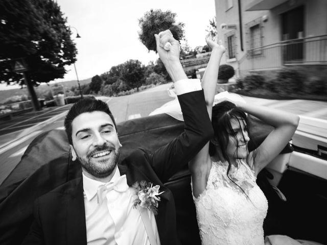 Il matrimonio di Emanuele e Silvia a San Floriano del Collio, Gorizia 18