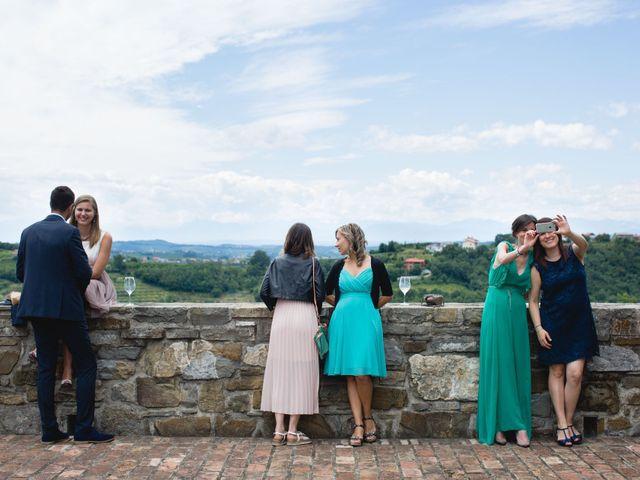 Il matrimonio di Emanuele e Silvia a San Floriano del Collio, Gorizia 20