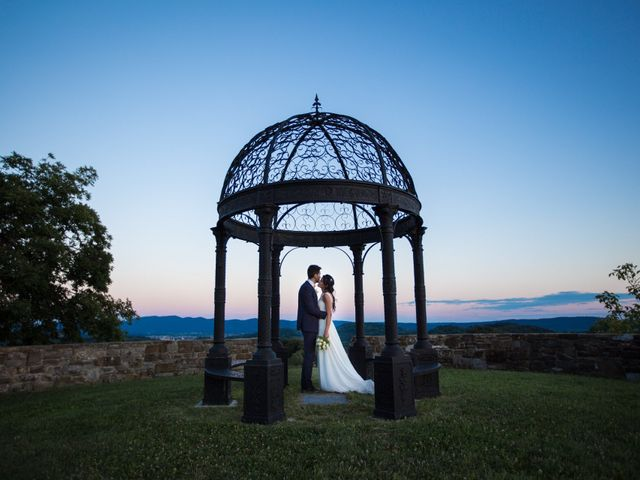 Il matrimonio di Emanuele e Silvia a San Floriano del Collio, Gorizia 35