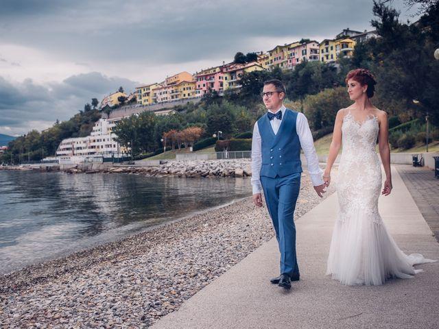 Le nozze di Simonetta e Stefano