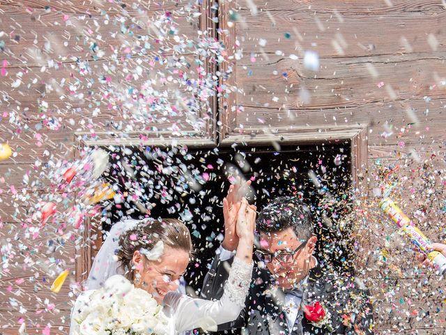Il matrimonio di Simone e Samantha a Sedrina, Bergamo 1