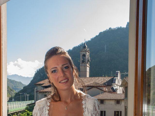 Il matrimonio di Simone e Samantha a Sedrina, Bergamo 5
