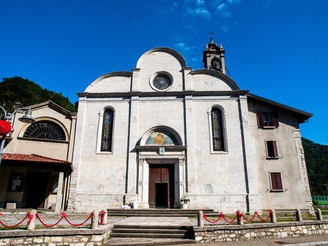 Il matrimonio di Simone e Samantha a Sedrina, Bergamo 9