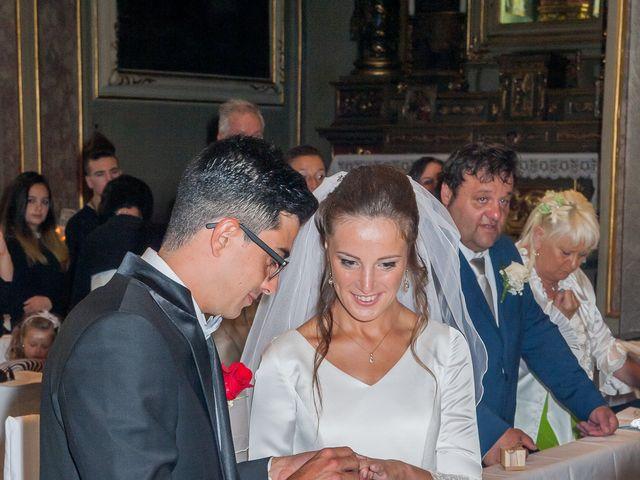 Il matrimonio di Simone e Samantha a Sedrina, Bergamo 13