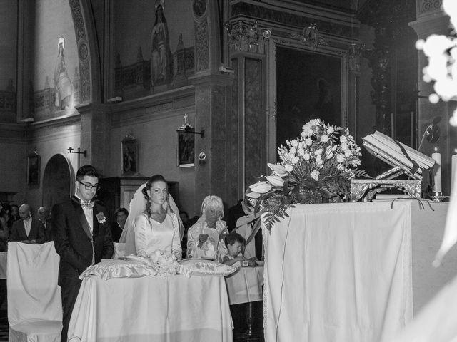 Il matrimonio di Simone e Samantha a Sedrina, Bergamo 16
