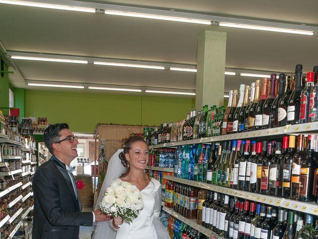 Il matrimonio di Simone e Samantha a Sedrina, Bergamo 17