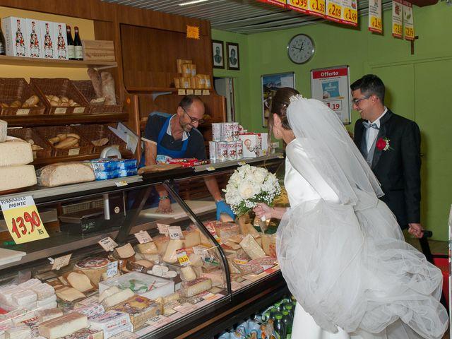 Il matrimonio di Simone e Samantha a Sedrina, Bergamo 18
