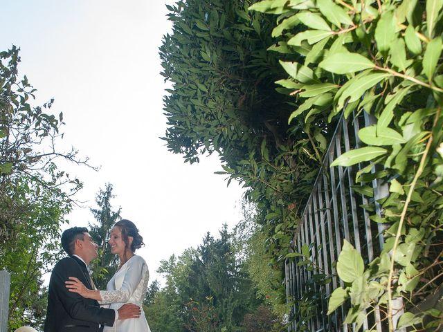Il matrimonio di Simone e Samantha a Sedrina, Bergamo 24