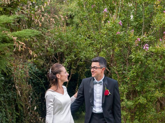 Il matrimonio di Simone e Samantha a Sedrina, Bergamo 25