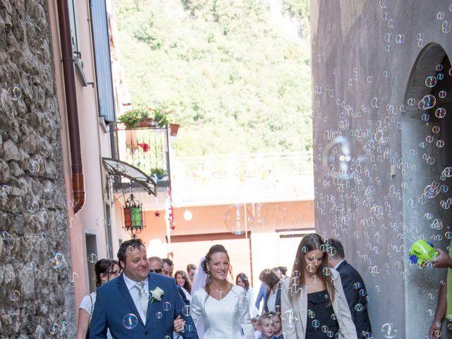 Il matrimonio di Simone e Samantha a Sedrina, Bergamo 28
