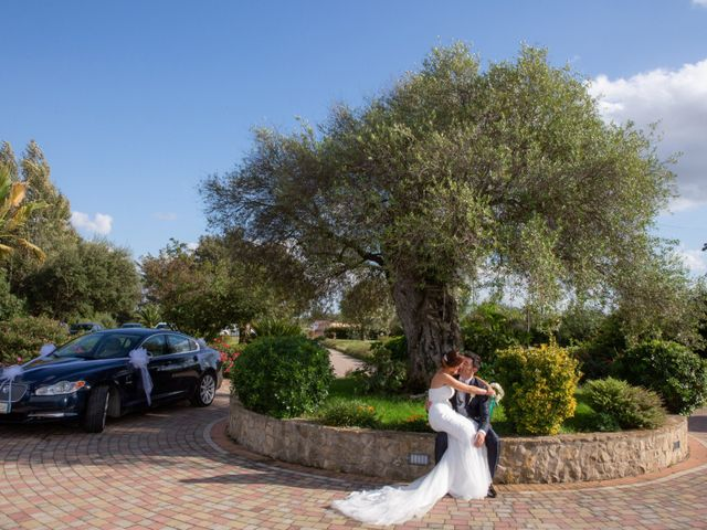 Il matrimonio di Roberta e Francesco a Terralba, Oristano 15