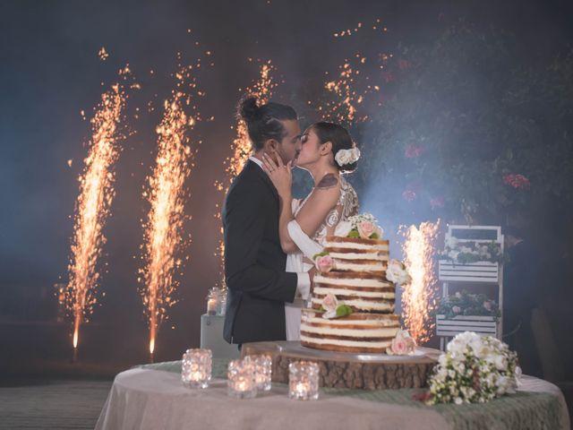 Le nozze di Corinne e Anthony