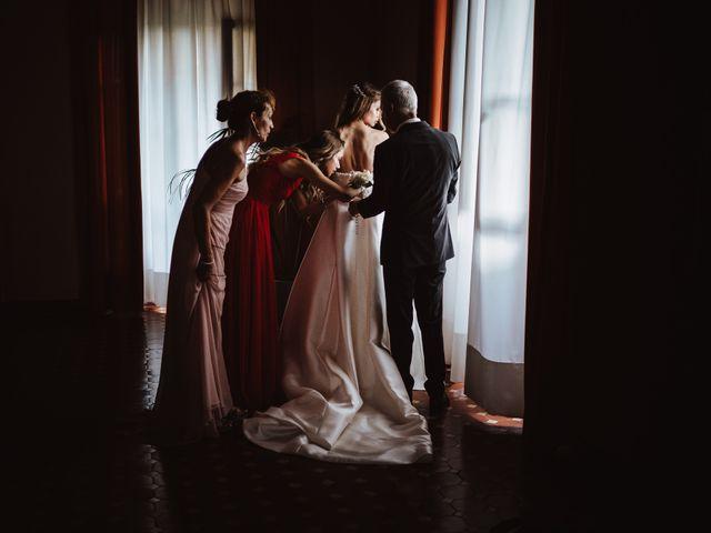 Il matrimonio di Andrea e Marta a Signa, Firenze 5