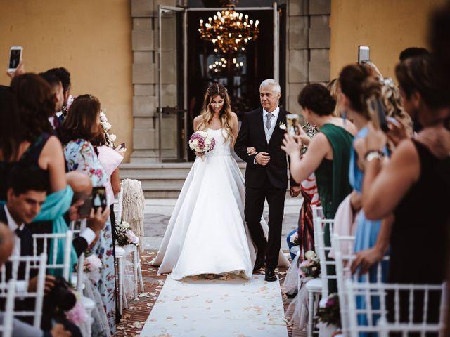 Il matrimonio di Andrea e Marta a Signa, Firenze 8