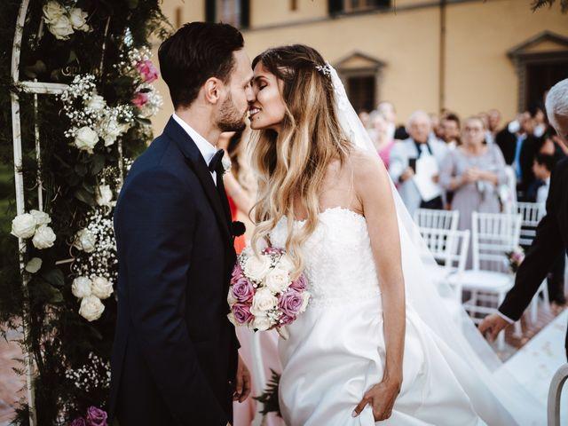 Il matrimonio di Andrea e Marta a Signa, Firenze 9
