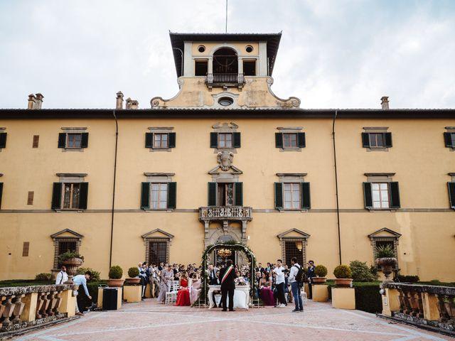 Il matrimonio di Andrea e Marta a Signa, Firenze 10