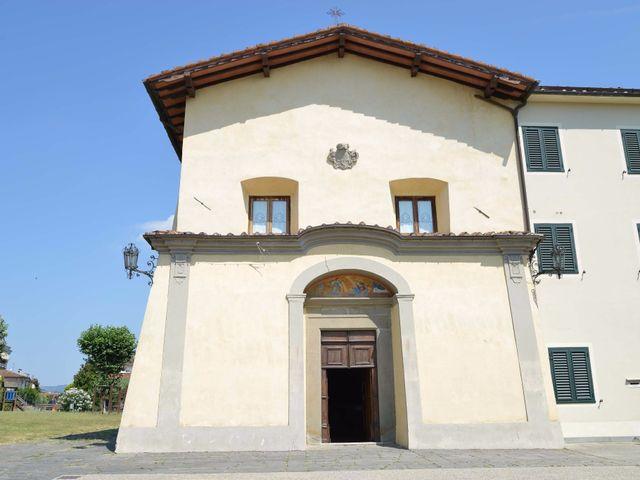 Il matrimonio di Alfonc e Antonela a Buggiano, Pistoia 4