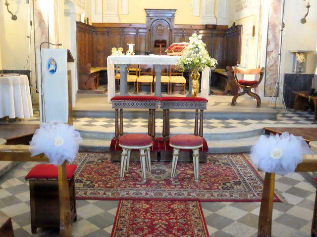 Il matrimonio di Alfonc e Antonela a Buggiano, Pistoia 8