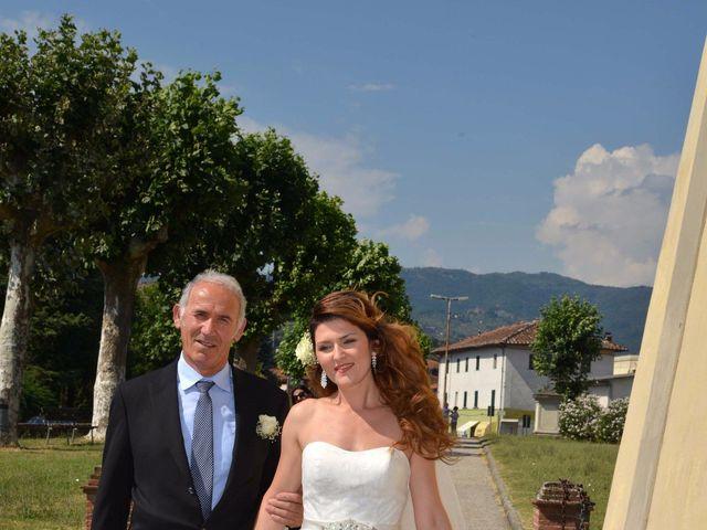 Il matrimonio di Alfonc e Antonela a Buggiano, Pistoia 18