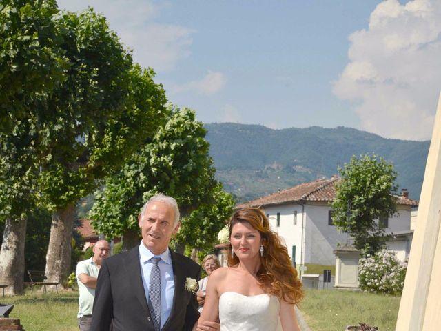Il matrimonio di Alfonc e Antonela a Buggiano, Pistoia 19