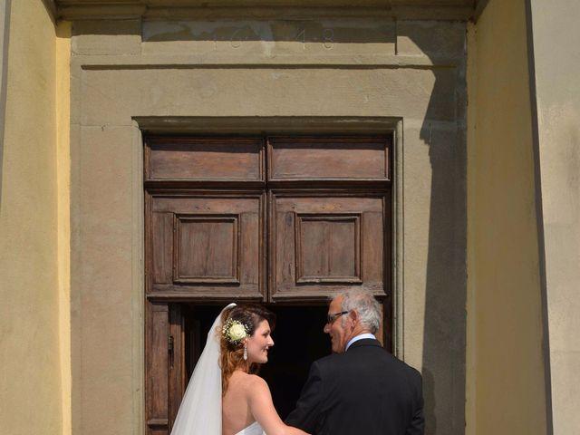 Il matrimonio di Alfonc e Antonela a Buggiano, Pistoia 20