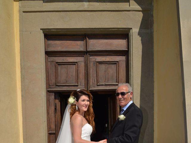 Il matrimonio di Alfonc e Antonela a Buggiano, Pistoia 21