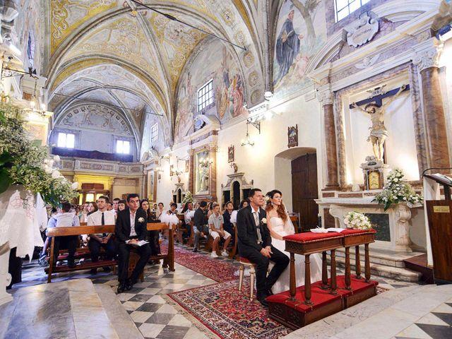Il matrimonio di Alfonc e Antonela a Buggiano, Pistoia 22