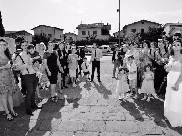 Il matrimonio di Alfonc e Antonela a Buggiano, Pistoia 28