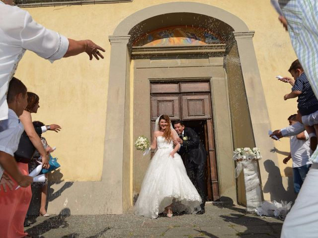 Il matrimonio di Alfonc e Antonela a Buggiano, Pistoia 29