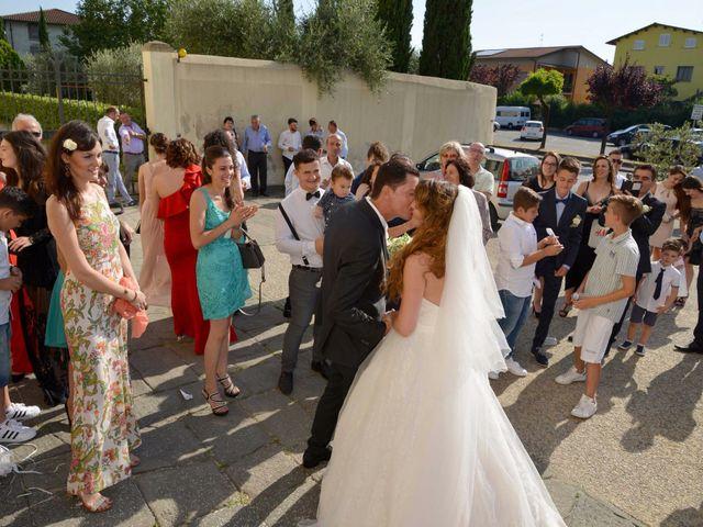 Il matrimonio di Alfonc e Antonela a Buggiano, Pistoia 30