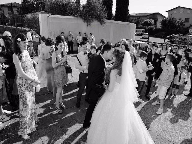 Il matrimonio di Alfonc e Antonela a Buggiano, Pistoia 31