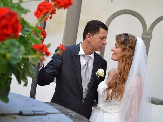 Il matrimonio di Alfonc e Antonela a Buggiano, Pistoia 35