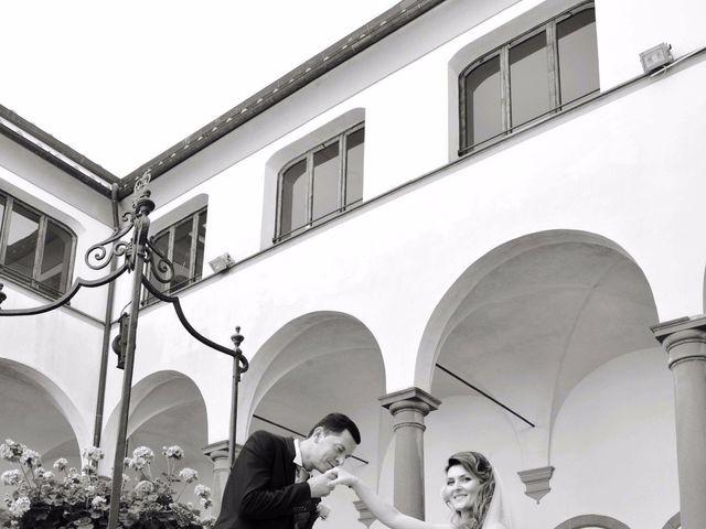 Il matrimonio di Alfonc e Antonela a Buggiano, Pistoia 37