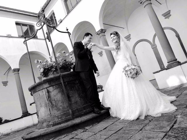 Il matrimonio di Alfonc e Antonela a Buggiano, Pistoia 38