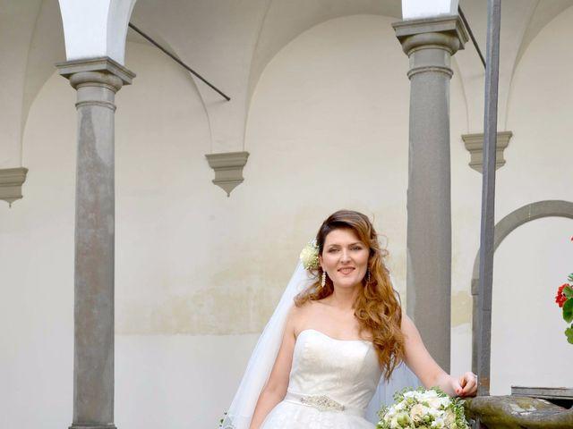 Il matrimonio di Alfonc e Antonela a Buggiano, Pistoia 42