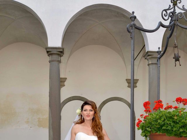Il matrimonio di Alfonc e Antonela a Buggiano, Pistoia 43