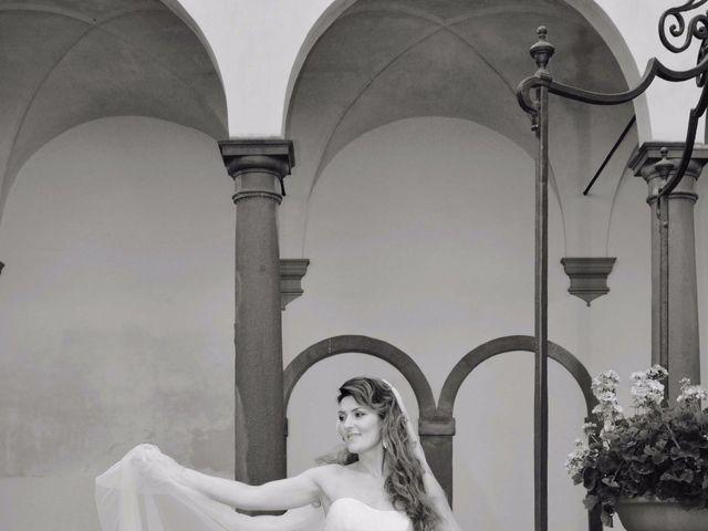 Il matrimonio di Alfonc e Antonela a Buggiano, Pistoia 44