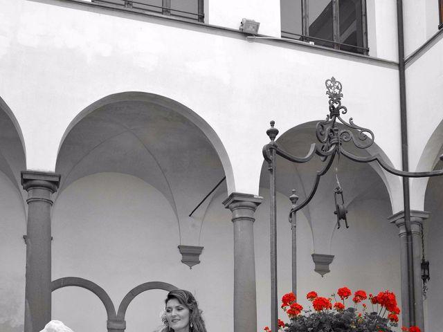 Il matrimonio di Alfonc e Antonela a Buggiano, Pistoia 45