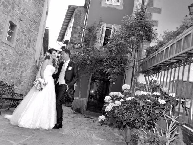 Il matrimonio di Alfonc e Antonela a Buggiano, Pistoia 52
