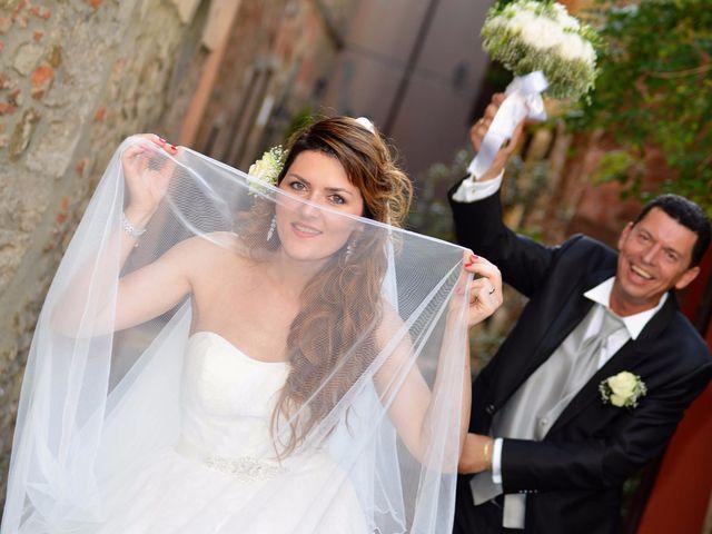 Il matrimonio di Alfonc e Antonela a Buggiano, Pistoia 2