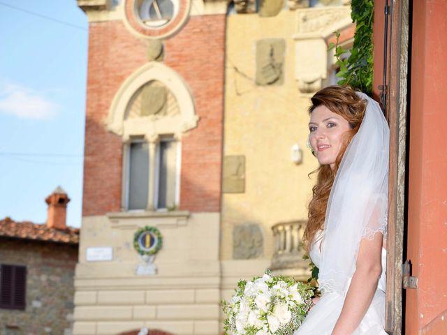 Il matrimonio di Alfonc e Antonela a Buggiano, Pistoia 53